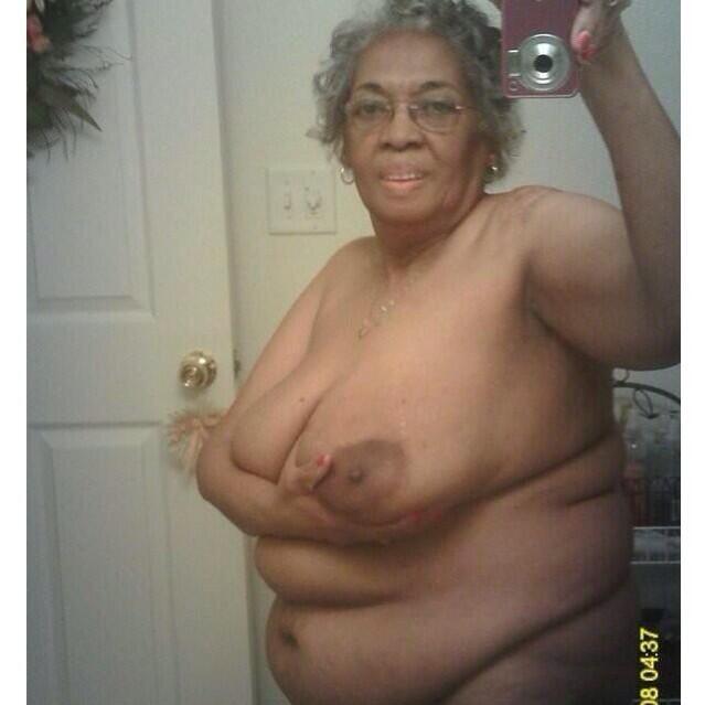 granny selfies