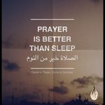 "RT @NazBalochPTI: Muslim brothers & sisters, ""Life is short dont miss Fajr Salah..."" http://t.co/Oe1c3dqMNr"