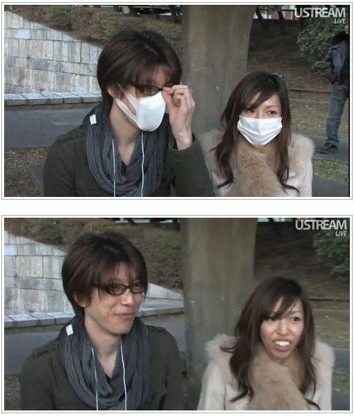 【画像】 最近、東京ではこういうマスクが流行ってるらしいんだが [無断転載禁止]©2ch.net [402581721]YouTube動画>2本 ->画像>88枚