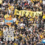"RT @ATTCottonBowl ""We're thrilled to welcome @MizzouFootball fans back to the #cottonbowl! #mizzou http://t.co/vK88BIEL7g"