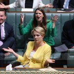 @SherridanEmery MT @mearesy Act LOTO Tanya Plibersek & Opposition remonstrate w/ Leader of House Christopher Pyne http://t.co/JweQIc63mx