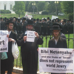 "RT @TraditionalJews: Jews at the @WhiteHouse had a clear message: ""Bibi @netanyahu and the Zionist state of Israel DOES NOT represent us!"" http://t.co/wmjbqxwBhw"