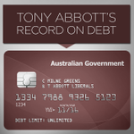 RT @NSWLabor: Tony Abbott has backflipped on his pre-election pledge to tackle national debt #auspol http://t.co/1W2Z71WqpT