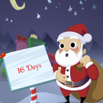 ☆☆☆ ONLY 16 DAYS TO CHRISTMAS!!! ☆☆☆ #CountdownToChristmas 🎅🎁🎄⛄️ http://t.co/8Gzi5g4Vyf