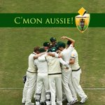 RT @CricketAus: RT to show your support for the Aussies. One to go... #Ashes #uniteAus http://t.co/vrl8dQZwGB