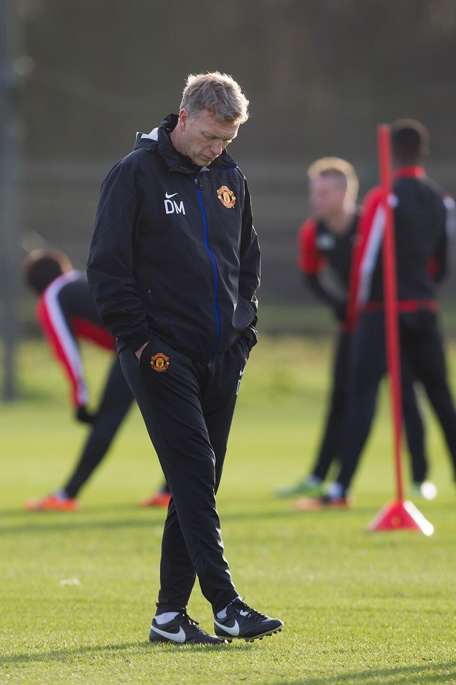Cheer up David Moyes, it's not that bad... Oh. #MUFC http://t.co/L6SRZZfaWz