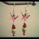 RT @fmoonorigami: #origamy #jewelry #earrings #ldnont #chritmasgifts http://t.co/QMfUvgq4G4
