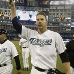This agreement will ensure the legendary right-hander will retire as a Toronto Blue Jay. http://t.co/SeK1SUO909