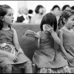 RT @Datoism: 3 Little girls react to the kiss at a wedding. The romantic, the puritan, and the gossip. http://t.co/Ya08Jw8I7v