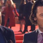 "RT""@alihahdnaid: Luke Evans & Richard Armitage #HobbitPremiere Luke: ""W were so far from home, we all became family"" http://t.co/39IddMnm5v"""