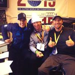 MT @AprilZesbaugh: Pro-skier @ChrisAnthonyski talks about Ted & Bode at the world cup on CMN.  http://t.co/qDNZIEy1GB http://t.co/BmE3ZscpeK