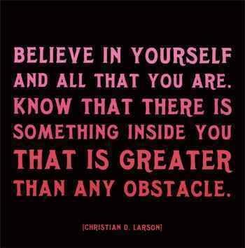 Believe In Yourself :) http://t.co/mkR1X5ujR7