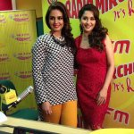 The beautiful @MadhuriDixit and Huma Qureshi looking Dedh times prettier here. Ati sundar! :) http://t.co/bNESbXayNQ