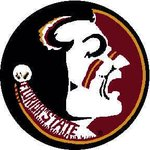 RT @DrunkAubie: Does the seminole in FSUs logo have bacon under his eyes? http://t.co/qUmnIHJmDM