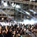This is what the Mithibai College crowd thought of @MaxGraham - Evil ID. @OffshoreEnt #submergecollegeJam