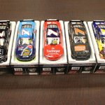 Third day of #7DaysOfRegan. Today, Im giving away these 5 autographed diecasts. RT to be eligible to win. http://t.co/AI9VPvaHJb