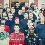 Happy Holidays from the men of the Beta-Rho chapter of Tau Kappa Epsilon #bm4bw http://t.co/Zkfq6Fz7YY