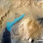 Land OLake: I found evidence for an ancient freshwater lake on Mars. Details: http://t.co/Ide83zfOgZ http://t.co/FvcOC1Drom