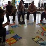 This week: we were blown away by the team at @YOUYAC ! A cohesive, open-minded & fun group to work with! #ldnont #art http://t.co/SJYyqW6Q4L