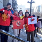 RT @CityYearDenver: City Year Denver representing at todays Colorado Gives Day rally at the Capitol! #COGivesDay http://t.co/rYnwDGAbCQ