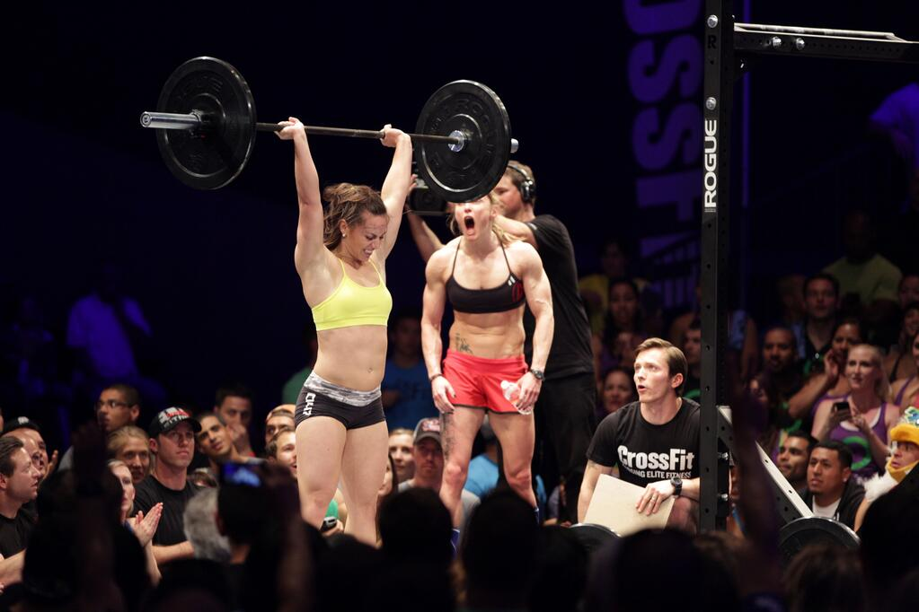 What was your favorite moment from this year's Open? #CrossFitGames http://t.co/ndP0l49E3f