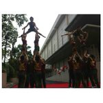 RT @ABSCBNNews: RT @iamsuperbianca: Congratulations UP Pep Squad! Top 3 in the World Cheerleading Championship! :) http://t.co/9kmSfXAX6e