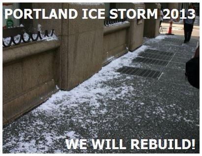 LOL. Portland Ice Storm 2013. Never forget. #pdxtraffic #pdxtst #trimet http://t.co/AUzM0j6l72