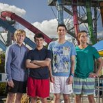 RT @James_Buckley: Get excited, this is whats happening right now! #inbetweeners2 RT http://t.co/FQ4so4DwIo