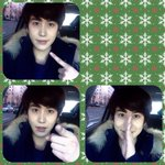 Kode yaa? I love you too :* {}RT @GaemGyu: 이거 뭐게~~~ 영 ㅋㅋㅋㅋ http://t.co/1mmL2KTe0N