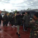 Justin Bieber in Tacloban - http://t.co/iRS67ripDE #YolandaPH Photo by @harold_geronimo http://t.co/zXKzuRfjcf""