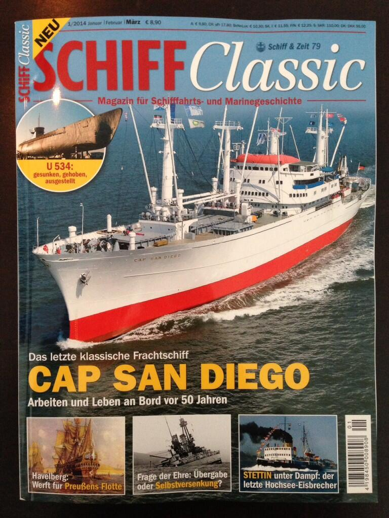 """Media Relations: Breathtaking article about Expedition """"Shetland Bus"""" in the new SCHIFFClassic magazine. #RoyalNavy http://t.co/mmK0koUdBP"""