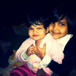 My adorable nieces ♥