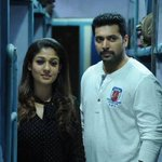 Jayam Ravi & Nayanthara For Untitled movie under Jayam Raja's Direction