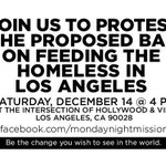 STAND UP FOR THE HOMELESS 4PM SATURDAY DECEMBER 14 HOLLYWOOD AND VINE BE THERE http://t.co/IxasR50gEc