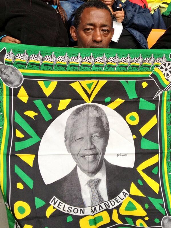 More #madiba love. #MandelaMemorial http://t.co/nvxyUaw4sQ