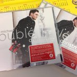 Wanna win one of @michaelbubles Christmas special?! RT now! #hohoho http://t.co/tYfksiMTT4