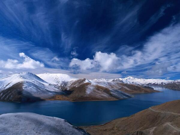 RT @TheBonitoMan Awesome view of Kham region of Tibet! Next year I'll see you #himalayas #chinatravel ~> http://t.co/e8DGBsQ4CJ