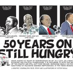 """50 years on, still hungry.""  Discuss. #KenyaAt50 http://t.co/juzrwnlroq"