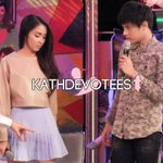 """@KathDevotees: A little closer? Kathryn-Daniel on GGV. #KathNielOnGGV #KathrynBernardoAtTheSolidarityConcert http://t.co/d71TmE6dL2"""