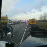 "the wb 401 through Joyceville Rd this morning: RT @YGKTraffic: Photo: ""@DonDondeschamps: @YGKTraffic  401 wb http://t.co/39NzU9p9Ul"" #ygk"