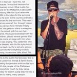 """@MasterVhan: I cried as i read this. #MaramingSalamatBieber http://t.co/qBs0YaIQrF"""