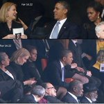 RT @madskolby: This is too funny. Michelle Obama steps in! (Picture via @mattiastesfaye) http://t.co/gmDxeK8IJ1