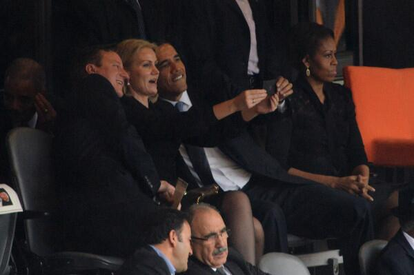 @BuzzFeed: Is this the most important selfie of 2013?