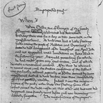 "RT @gregdarley: ""@HistoryInPics: J.R.R. Tolkiens original first page for Lord of the Rings, 1937 http://t.co/V3oCCn9UXe"" cc: @DanCruver"