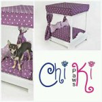 Buckleberry four poster pet beds available at http://t.co/mrNgo2jVHU come and have a look! @AnypawBoutique #KPRS http://t.co/nw4vk699gU
