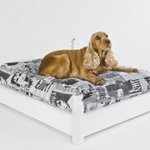 check out our vogue pet bed! available at http://t.co/mrNgo2jVHU @AnypawBoutique @ChiKiPebbles @PreppyDogWear #KPRS http://t.co/Wa7AulTLUu
