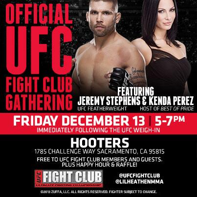 We all agree:The more the merrier! We're bringin @LilHeathenMMA & @KendaPerez to the FC Party Fri. RT if ur going! http://t.co/PHSknDmonR