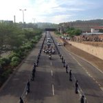 Madibas long walk: from Houghton to Pretoria and from Pretoria to Qunu http://t.co/SVIBFyl0h2