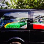 RT @News24: Madibas body entering the Union Buildings. http://t.co/Vncrs9TRfa