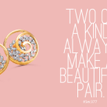 RT @TanishqJewelry: Two of a kind always make a beautiful pair! #Sec377 http://t.co/QGCb2ZuiTy